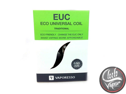 Tarot Nano EUC Replacement Coils by Vaporesso