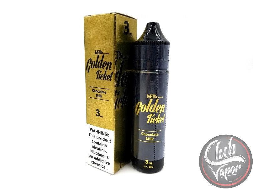 Golden Ticket E-Liquid by Met4 Vapor 60mL