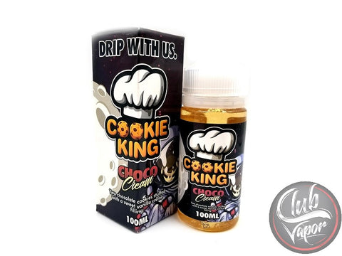 Choco Cream E-Liquid by Cookie King 100mL