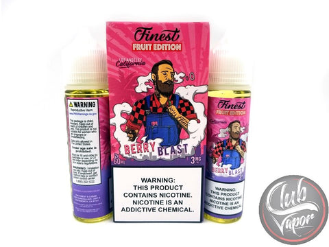 Berry Blast E-Liquid by Finest Fruit Edition 120mL