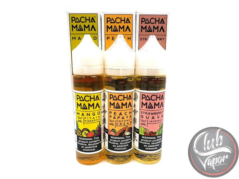 PACHAMAMA 180mL E-Liquid Bundle (Combo Pack)