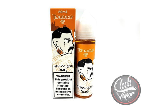 Guavarino 60mL E-Liquid by TearDrip Juice Co.