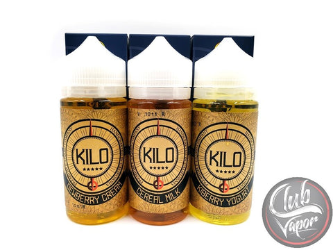 Kilo Original Series 300mL E-Liquid Bundle (Combo Pack)