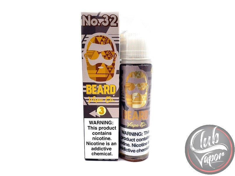No. 32 E Liquid by Beard Vape Co. 60mL