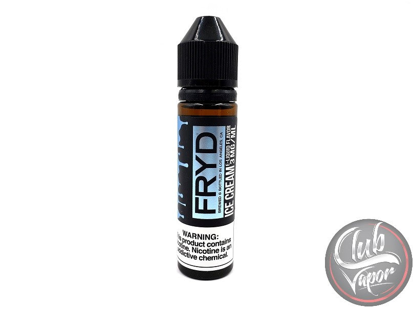 Fried Ice Cream 60mL E-juice by FRYD Liquids