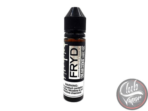 Fried Cream Cookie 60mL E-juice By FRYD Liquids