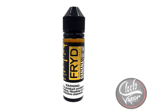 Fried Banana 60mL E-juice by FRYD Liquids