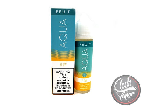 Flow E Liquid by Aqua E Juice 60mL