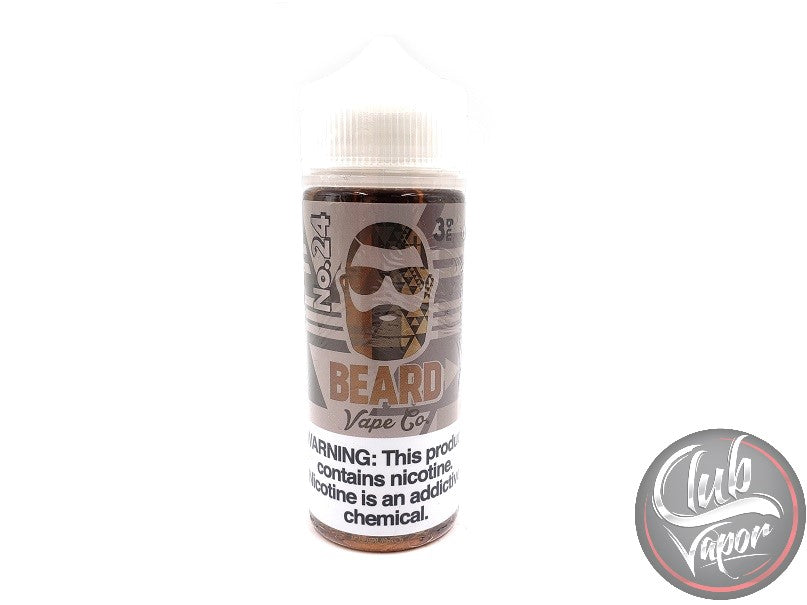 No. 24 120mL E Liquid by Beard Vape Co.