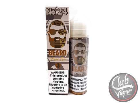 No. 24 E Liquid by Beard Vape Co. 60mL