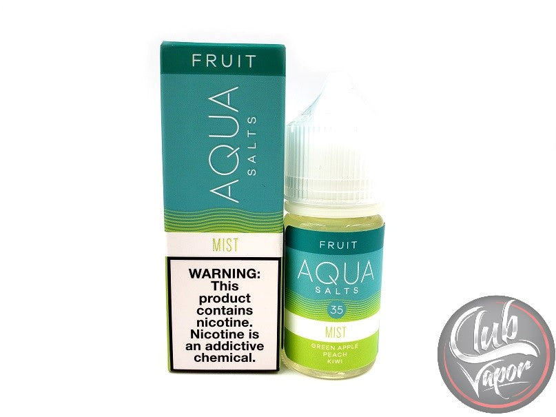Mist Salt E-Liquid by Aqua Salts 30mL