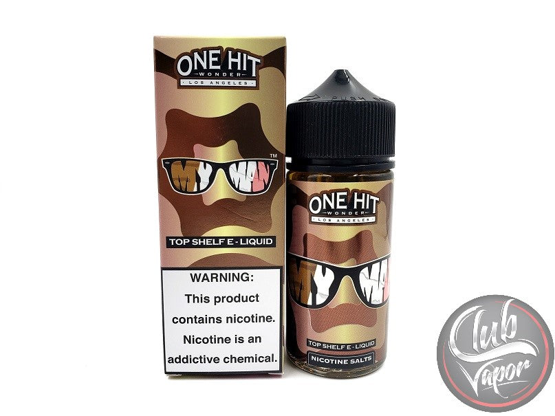 My Man 100mL E-Liquid by One Hit Wonder