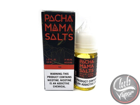 Fuji Salt E-Liquid by Pachamama Salts 30mL