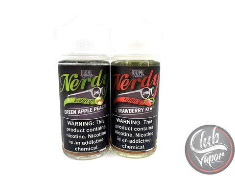 Nerdy 200mL E-Liquid Bundle (Combo Pack)