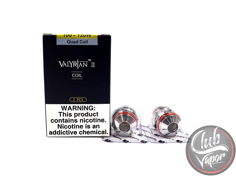 Uwell Valyrian 2 II Replacement Coils