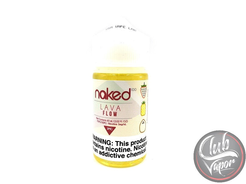 Lava Flow E Liquid by naked 100 - 60ML