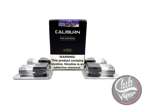 Caliburn Replacement Pods by Uwell
