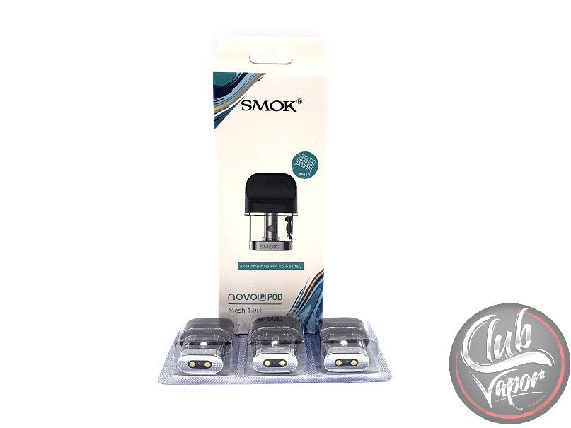 Novo 2 Replacement Pods by Smok