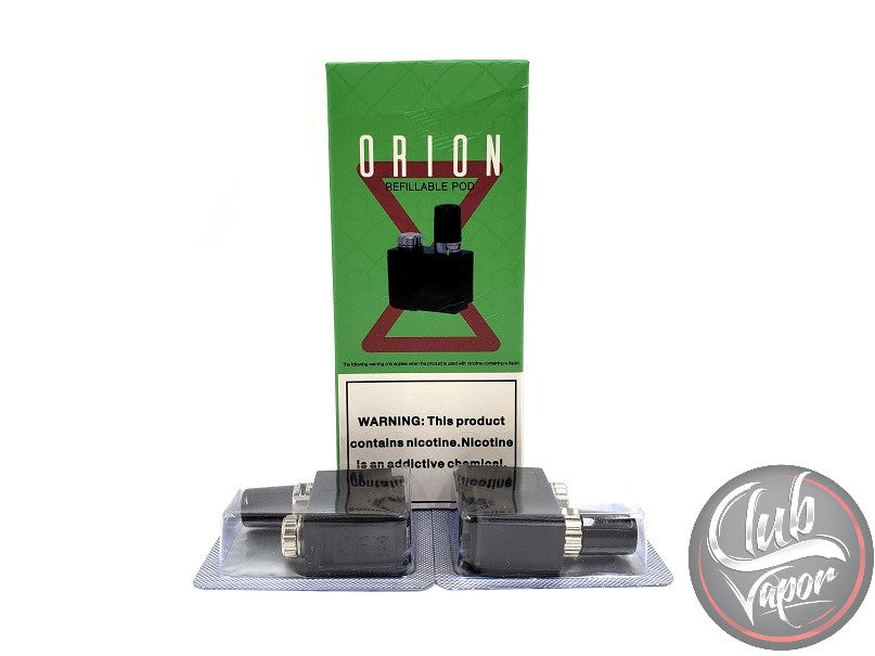 Orion DNA Replacement Pods by Lost Vape