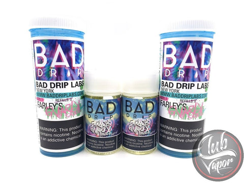 Iced Farley's Gnarly Sauce 120mLE Liquid by Bad Drip