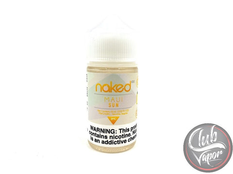 Maui Sun E-Liquid Naked 100 60mL