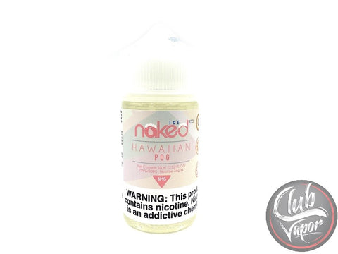 Ice Hawaiian Pog E-Liquid Naked 100 60mL