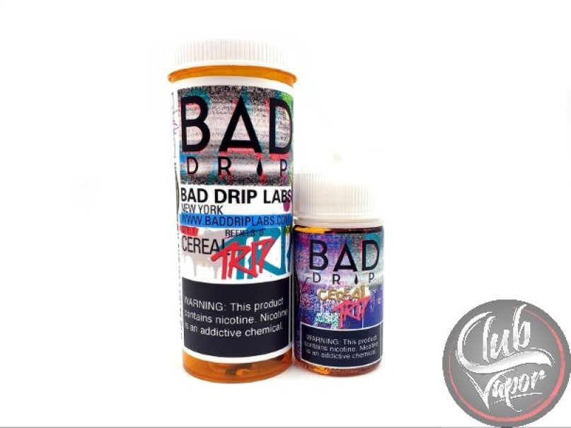 Cereal Trip 60mL E Liquid by Bad Drip