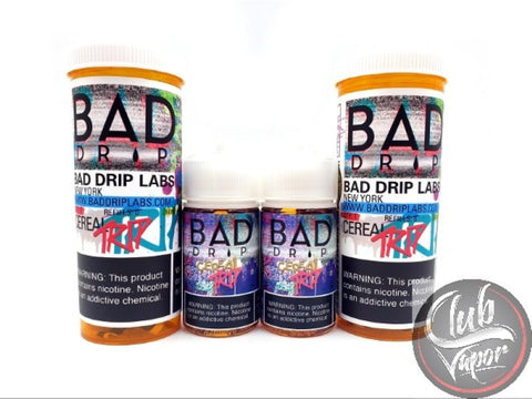 Cereal Trip E Liquid by Bad Drip 120ml