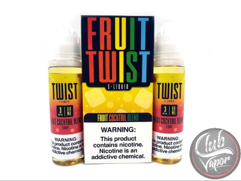 Fruit Cocktail Blend E-Liquid by Fruit Twist 120mL