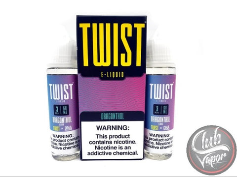 Dragonthol 120mL E-Liquid by Twist X DNA