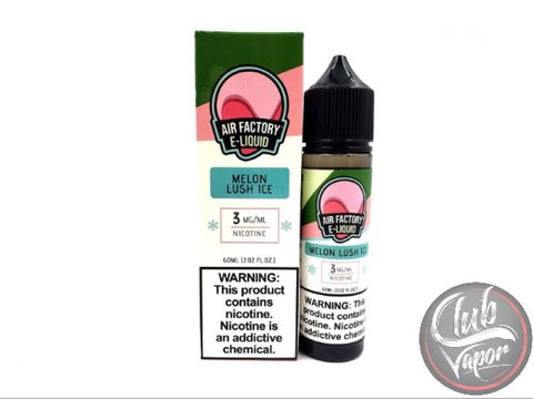 Ice Melon Lush 60mL E-Liquid by Air Factory