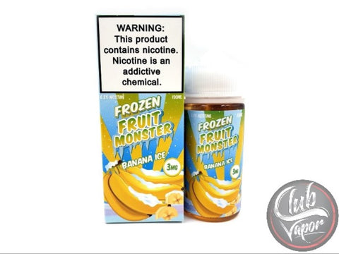 Banana Ice E-Liquid by Frozen Fruit Monster 100mL