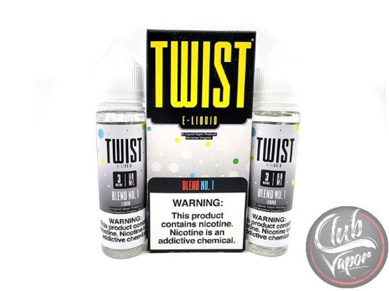 Blend No 1 E-Liquid by Fruit Twist 120mL
