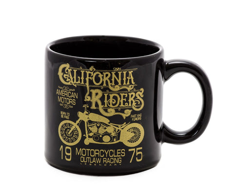 Caneca California Riders 300 ml.