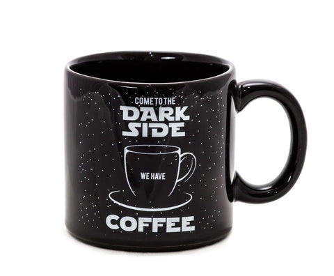 Caneca Dark Side 300 ml.