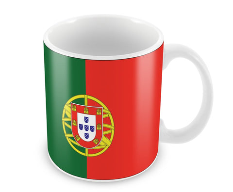 Caneca de porcelana Portugal 300 ml.