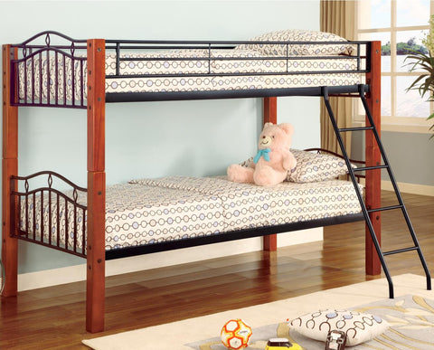 Haskell Twin over Twin Bunk Bed