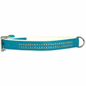Sparkle Gemstone Dog Collar by East Side Collection