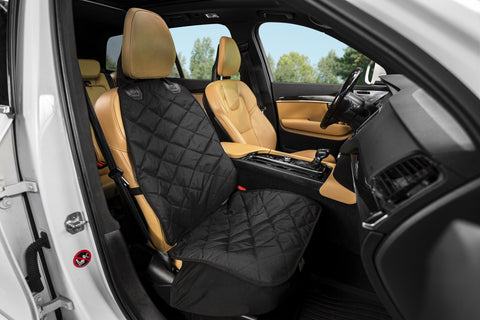 Plush Paws Premium Bucket Car Seat Cover