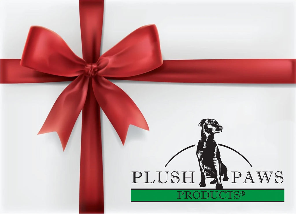 Plush Paws Products Gift Card