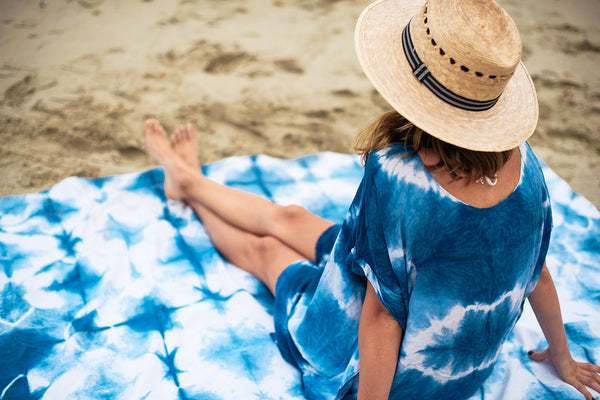 Aura Beach Blanket