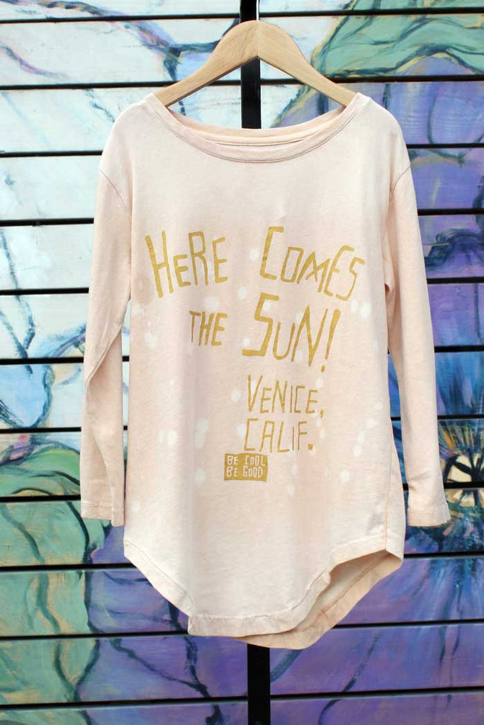 Here Comes the Sun Tee - Bam Kids