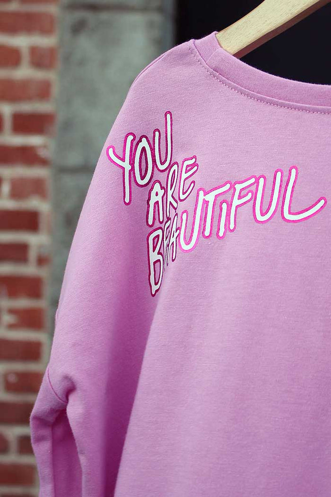 Oh Yeah You Are Beautiful Tee - Bam Kids