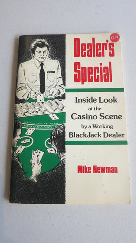 Dealer's Special by Mike Newman, Inside Look at the Casino Scene, Blackjack