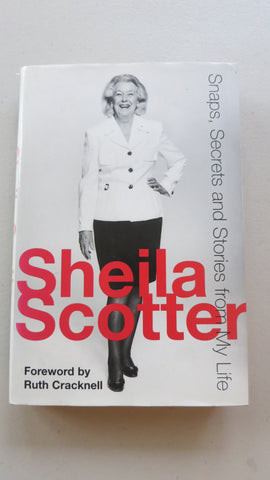 Sheila Scotter: Snaps, Secrets and Stories from My Life, 1st Ed, Vogue Magazine
