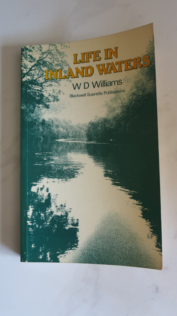Life in Inland Waters by W D Williams, Australian Biology, WD