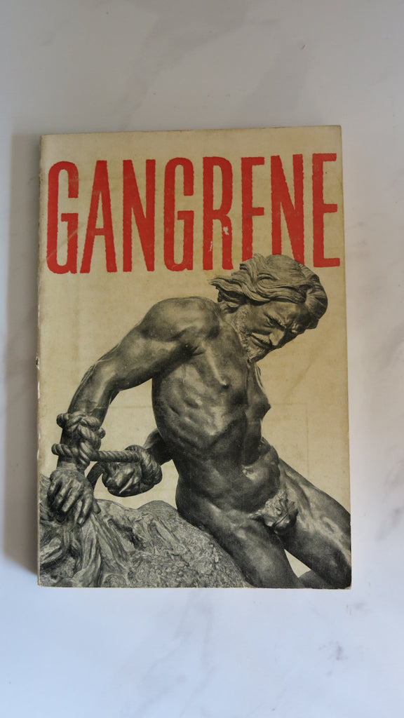 Gangrene, Introduction by Peter Benenson, Kenya, Algeria, France, Colonial Great Britain