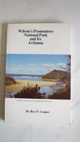 Wilson's Promontory National Park and Its Avifauna by Roy Cooper, Birdwatching