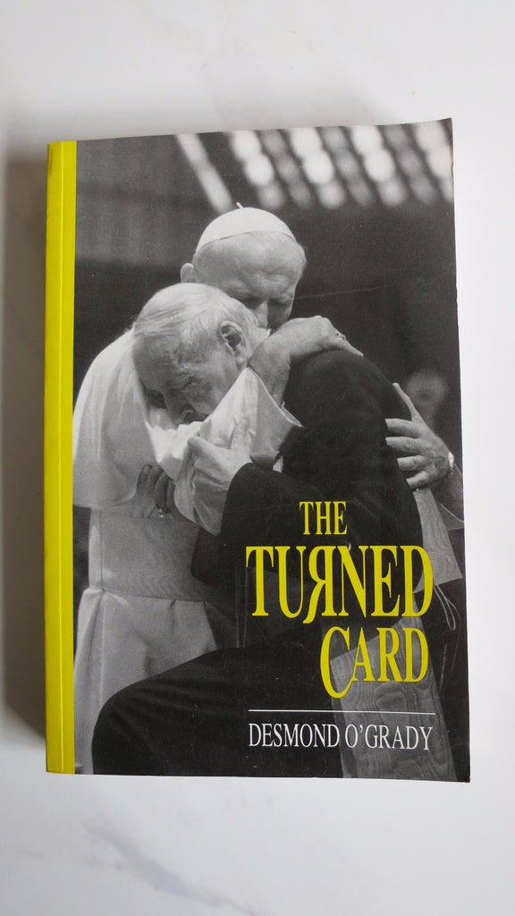 Turned Card by Desmond O'Grady, Christianity, Communism, Catholic Church Vatican