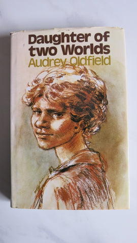 Daughter of Worlds by Audrey Oldfield, HC DJ, 1979, Aboriginal Novel